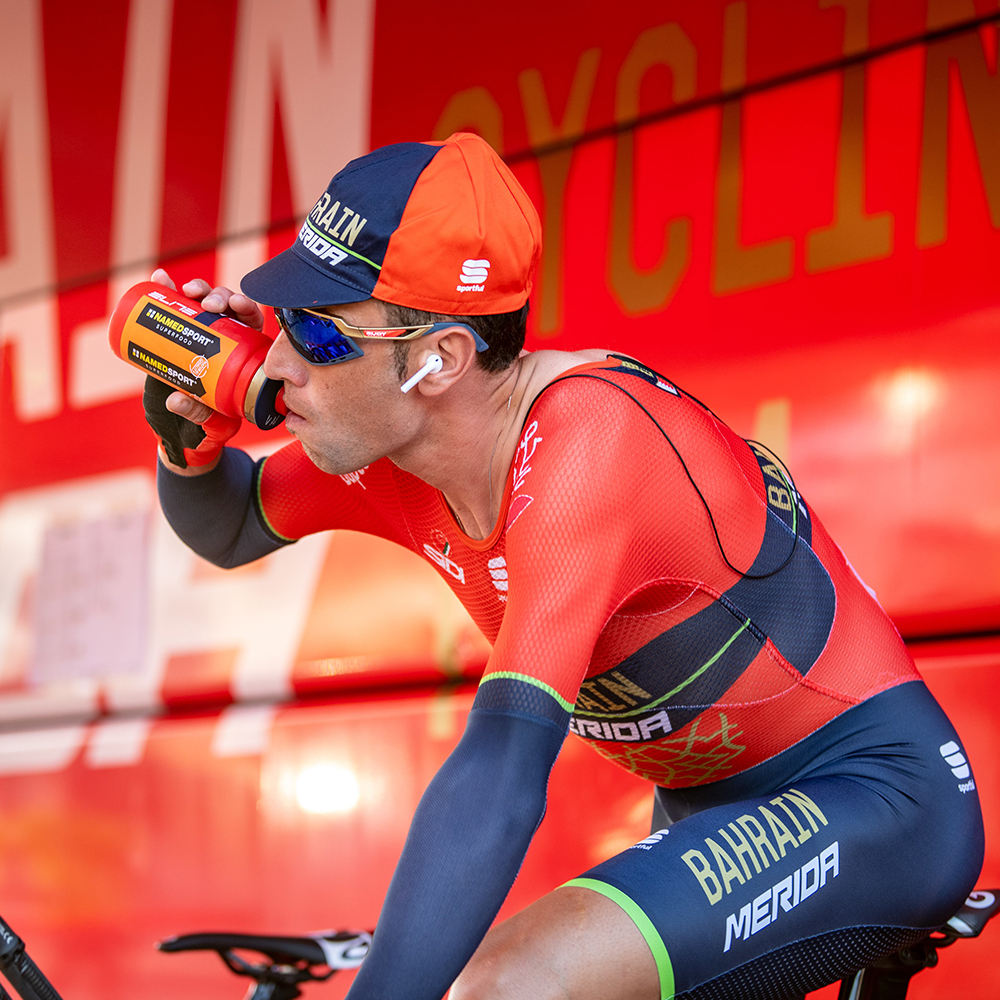 Nibali - Bahrain Merida Team