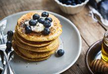 Pancake proteico Creamy Protein 80 NAMEDSPORT> - proteine a colazione